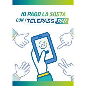 "Contrassegno ""Telepass Pay"""