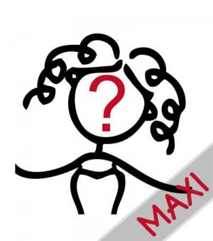 Mamma: te la disegniamo noi - Maxi Adesivi Famiglia per Camper