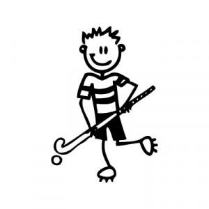 Bambino hockey