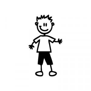 Bambino sportivo