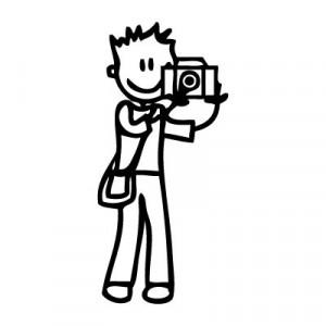 Papà fotografo