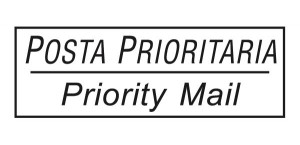 Timbro Posta Prioritaria (generico)