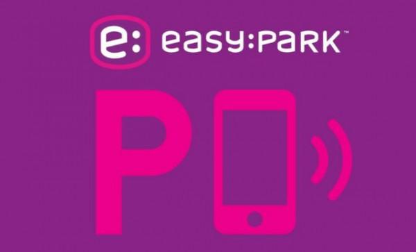 """Contrassegno """"EasyPark"""" (Modello A)"""