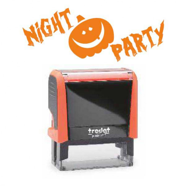 """Timbro """"Night Party"""""""