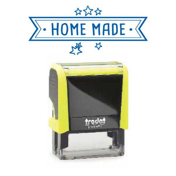 "Timbro ""Home made!"""