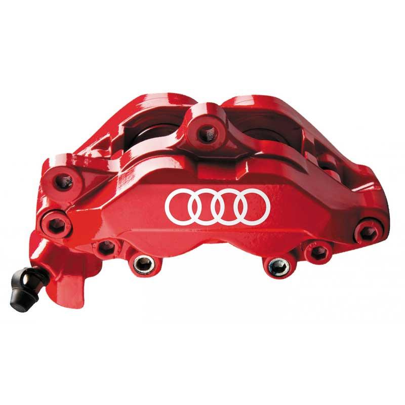 """Set di adesivi per pinze freni""""Audi"""""""
