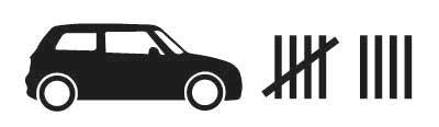 Adesivo automobile
