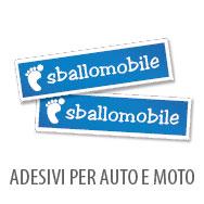 Adesivi per auto e moto