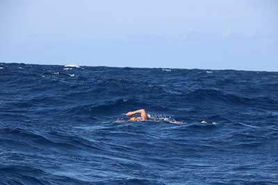 Solo... In mezzo al mare